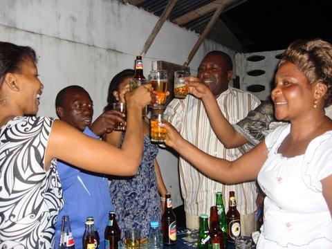 Furaha Kiluvya Pub