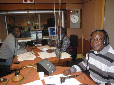 Mr Luanda BBC London