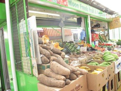 Soko dogo London-african food