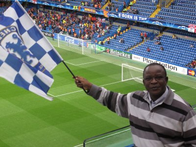 Chelse fan Mr Luanda
