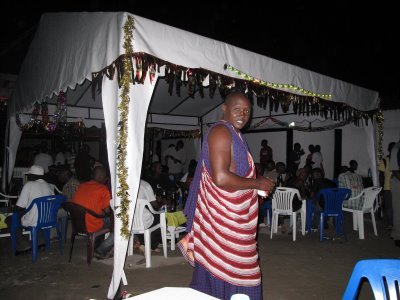 Yero ndani ya Pub