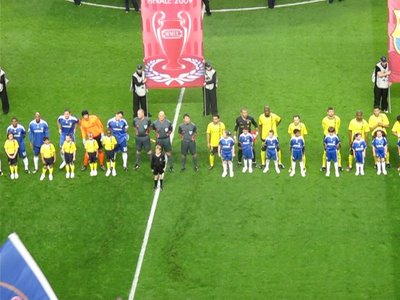 Chelse Vs Barcelona