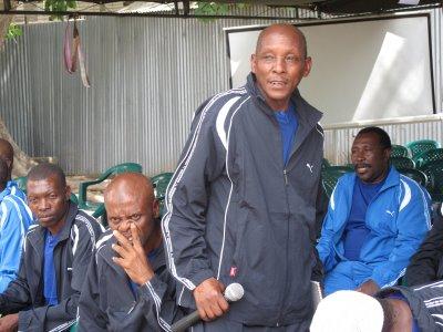 Salim Mbonde