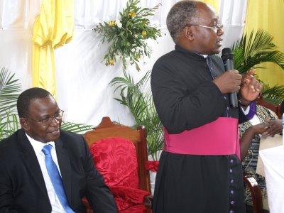 Monsignor Julian Kangalawe-Askofu katoliki Tanzania